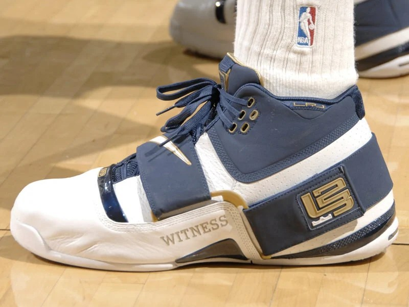 7397b769669c Every Shoe LeBron James Has Worn In The NBA Finals    Kicks On Court Classic