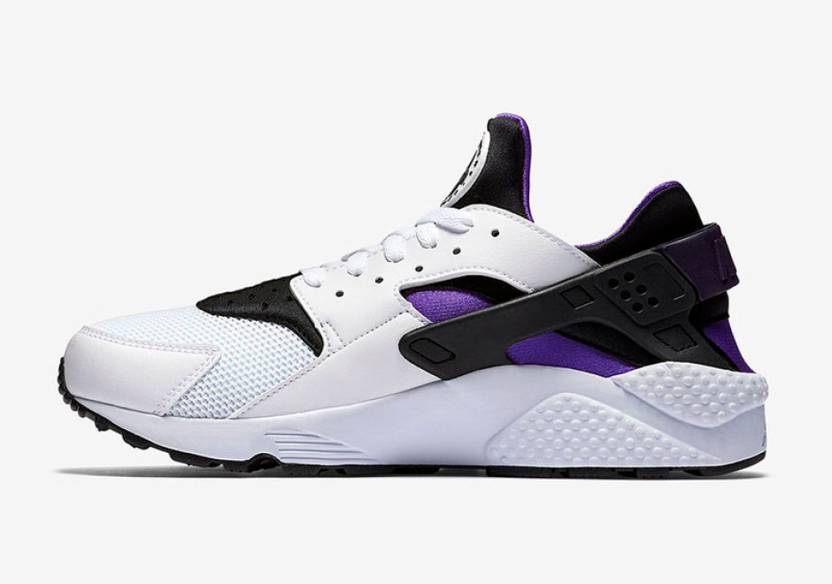 Nike Huarache Grey Red Purple Color Chart  d9f7cff0a