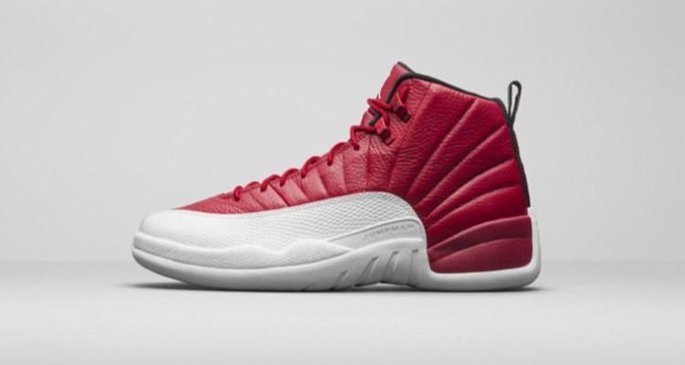 Air Jordan 12 Gym Red