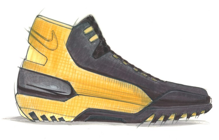 3dcfc49455a Inside The Design Process Of LeBron s Nike Air Zoom Generation. Aug 25