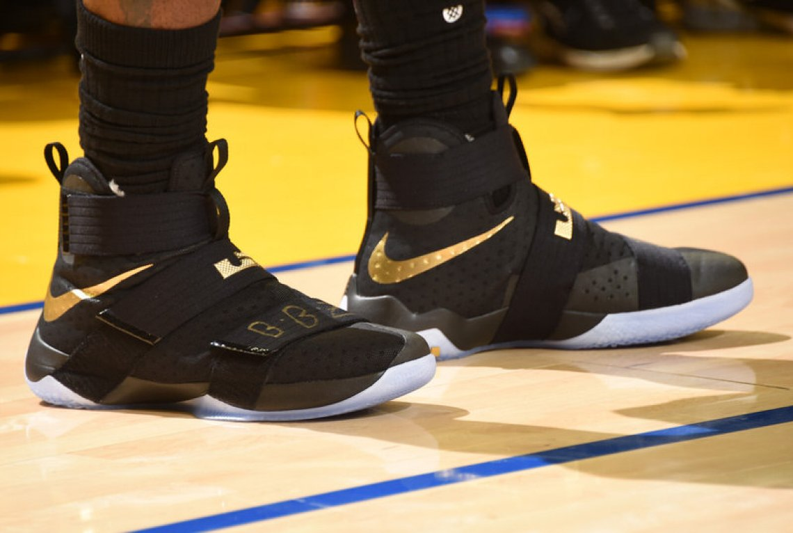 702e8d677f4be Every Nike Sneaker Worn By LeBron James In The NBA Finals