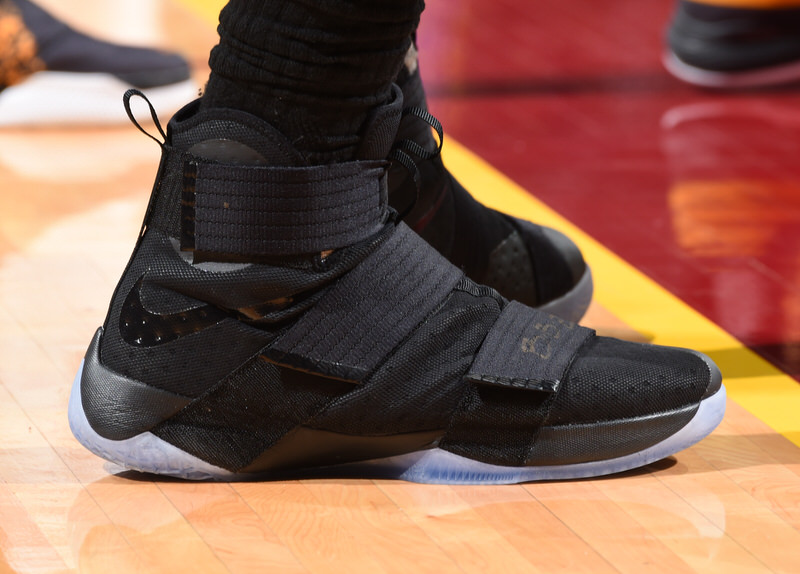 The Best Kicks On Court From Game 3 Of The NBA Finals | Nice