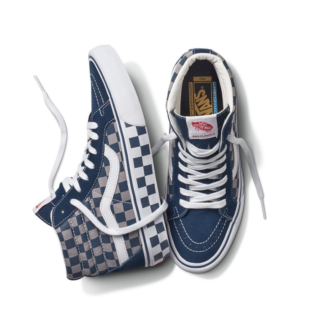 Vans Pro Classics 50th Anniversary Collection