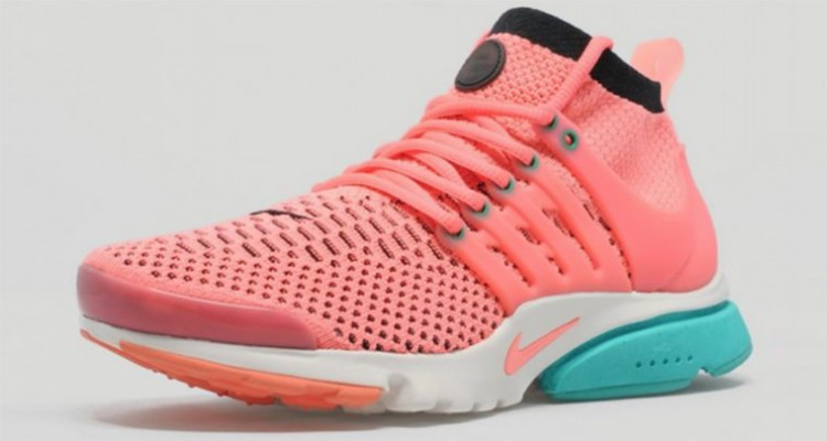 "quality design cc02f 26abe Nike Air Presto Ultra Flyknit ""Atomic Pink"""