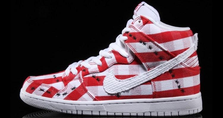 b1c15609411 Nike SB Dunk High Picnic