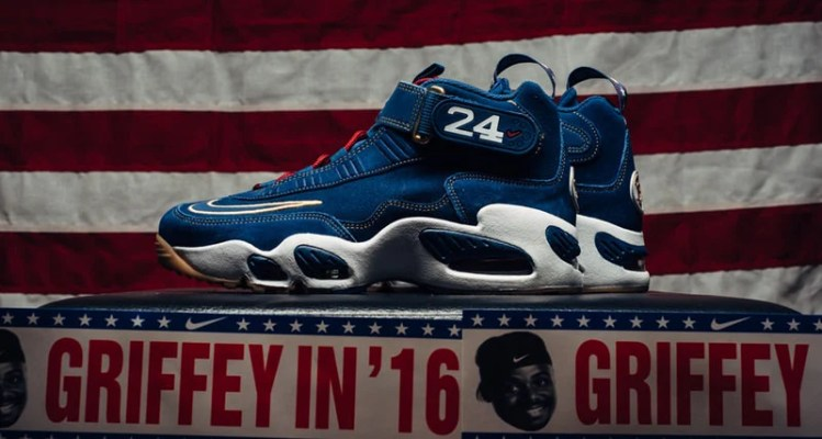 """Nike Air Max Griffey 1 """"Vote for Griffey"""""""