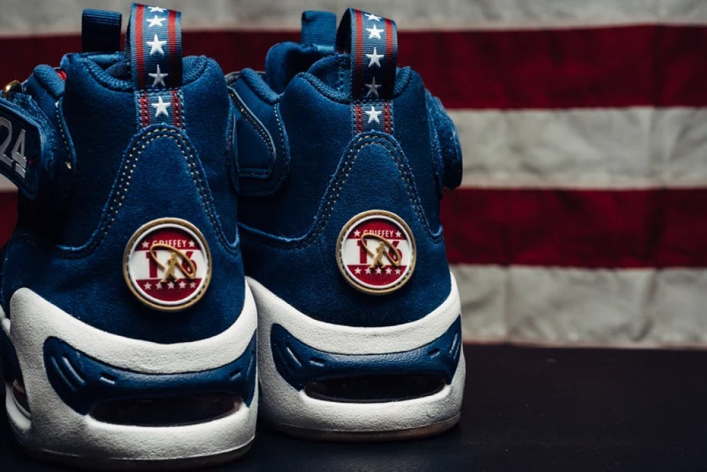 "Nike Air Max Griffey 1 ""Vote for Griffey"""