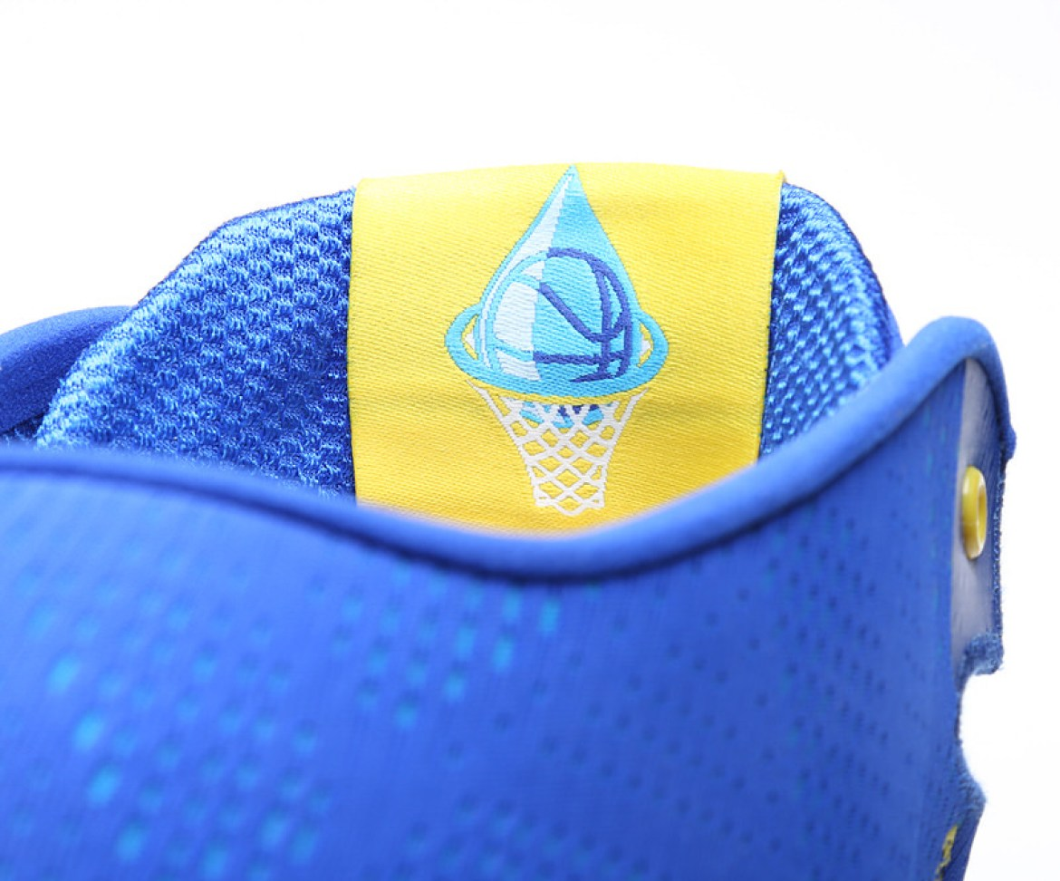 Steph Curry Under Armour Two Playoffs 4