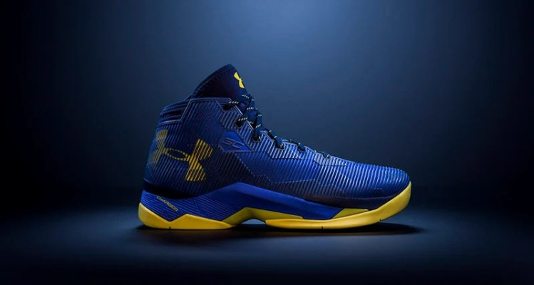 Under Armour Curry 2.5 Dub Nation