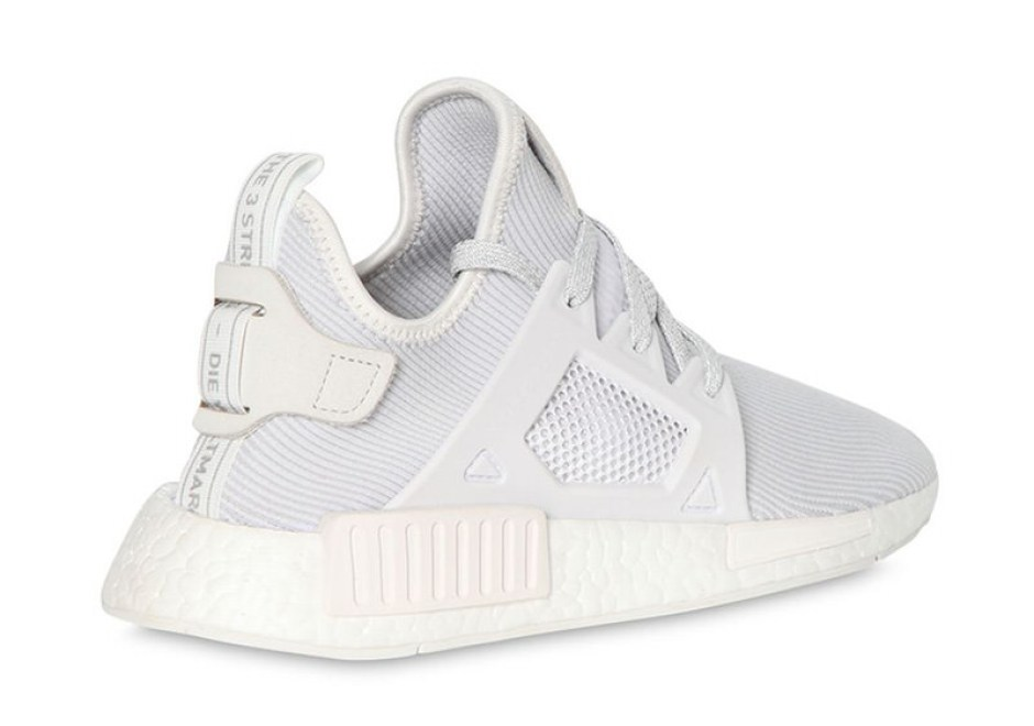 Adidas Nmd Xr1 PK Triple White