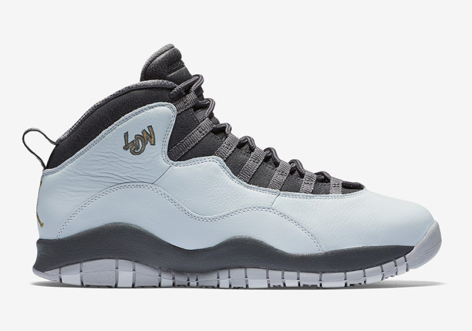 new product bb8ab de263 Air Jordan 10 London