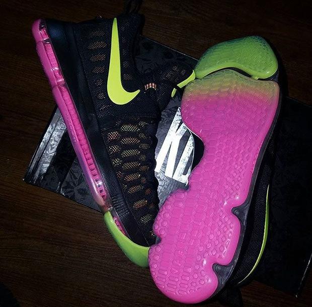 Nike KD 9 Multicolor