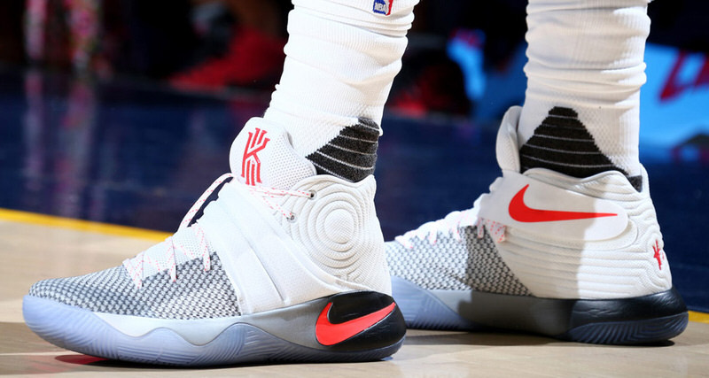 ffa9467e212 Kyrie Irving s Best Nike Kyrie 2 PEs This Season