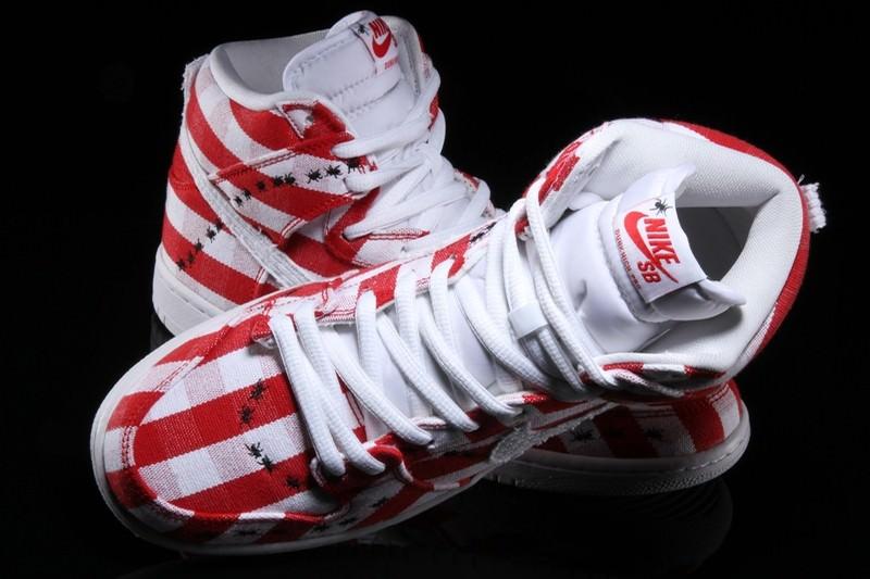 9b695509076 The Nike SB Dunk High