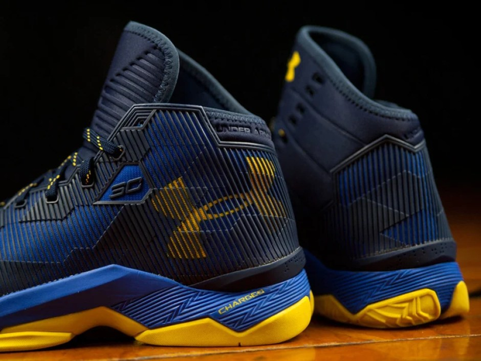 "Under Armour Curry 2.5 ""Dub Nation"""