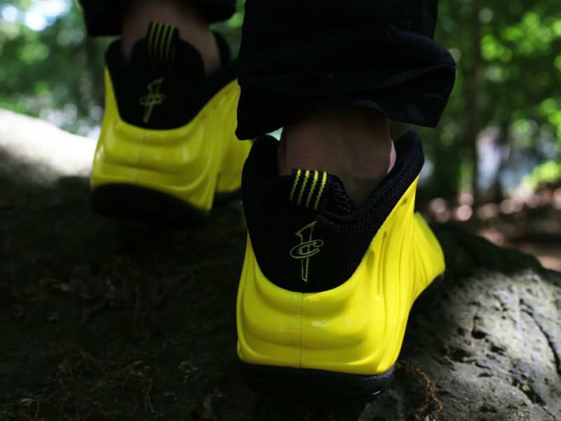 1d35421cd11 Nike Air Foamposite One Wu Tang Nike Air Foamposite One Wu Tang