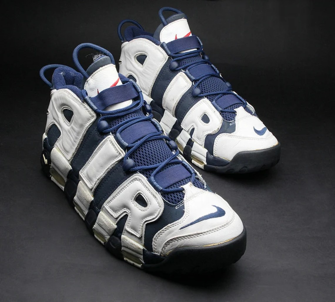 Air More Uptempo Olympic Pippen OG 4 B