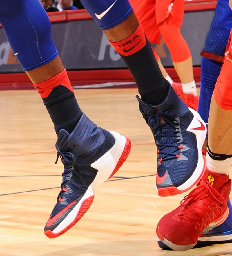 ... dray zoom clear out. los angeles ca july 24 draymond green 14 of the  usa ...