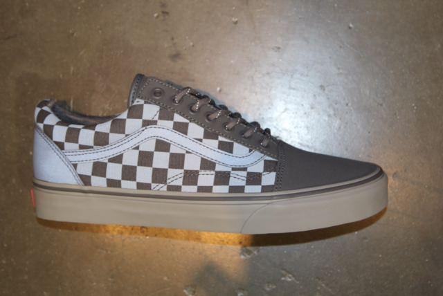 vans checkerboard oreo