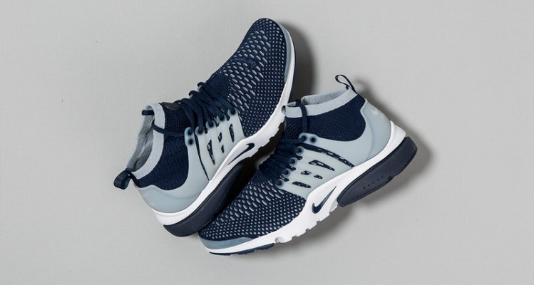 92897bef0272 Nike Air Presto Ultra Flyknit College Navy