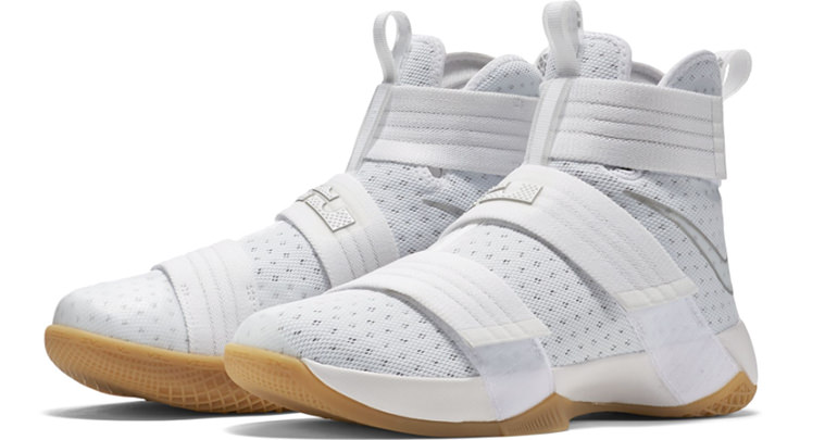 ca26ced845c Nike LeBron Soldier 10 White Gum    Another Look