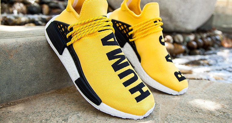 159318bee22195 ... reduced pharrell x adidas nmd human race lands this friday ebf14 8b473