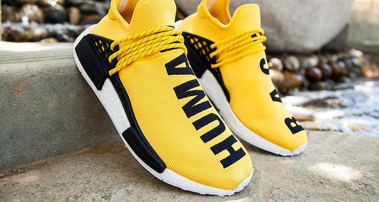 Pharrell x adidas NMD Human Race