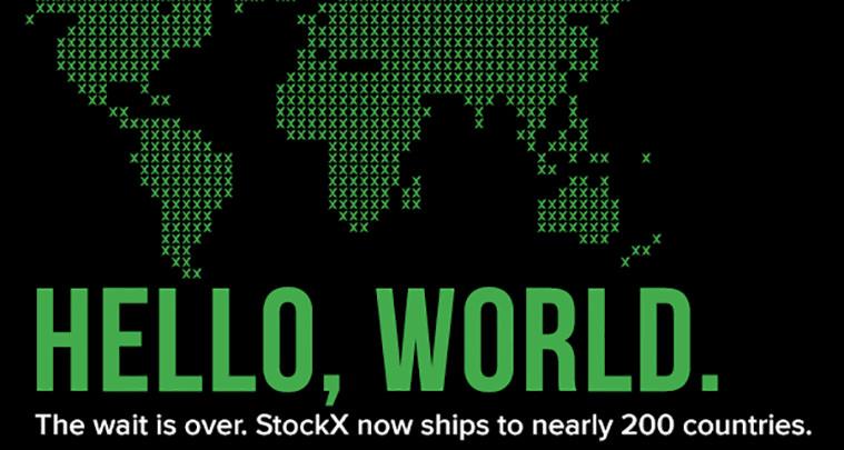 StockX Now Ships to Nearly 200 Countries | Nice Kicks