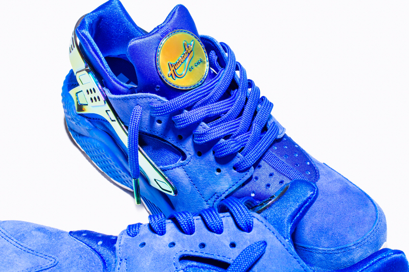 UNDEFEATED LA Scores An Exclusive Nike Air Huarache Nice Kicks