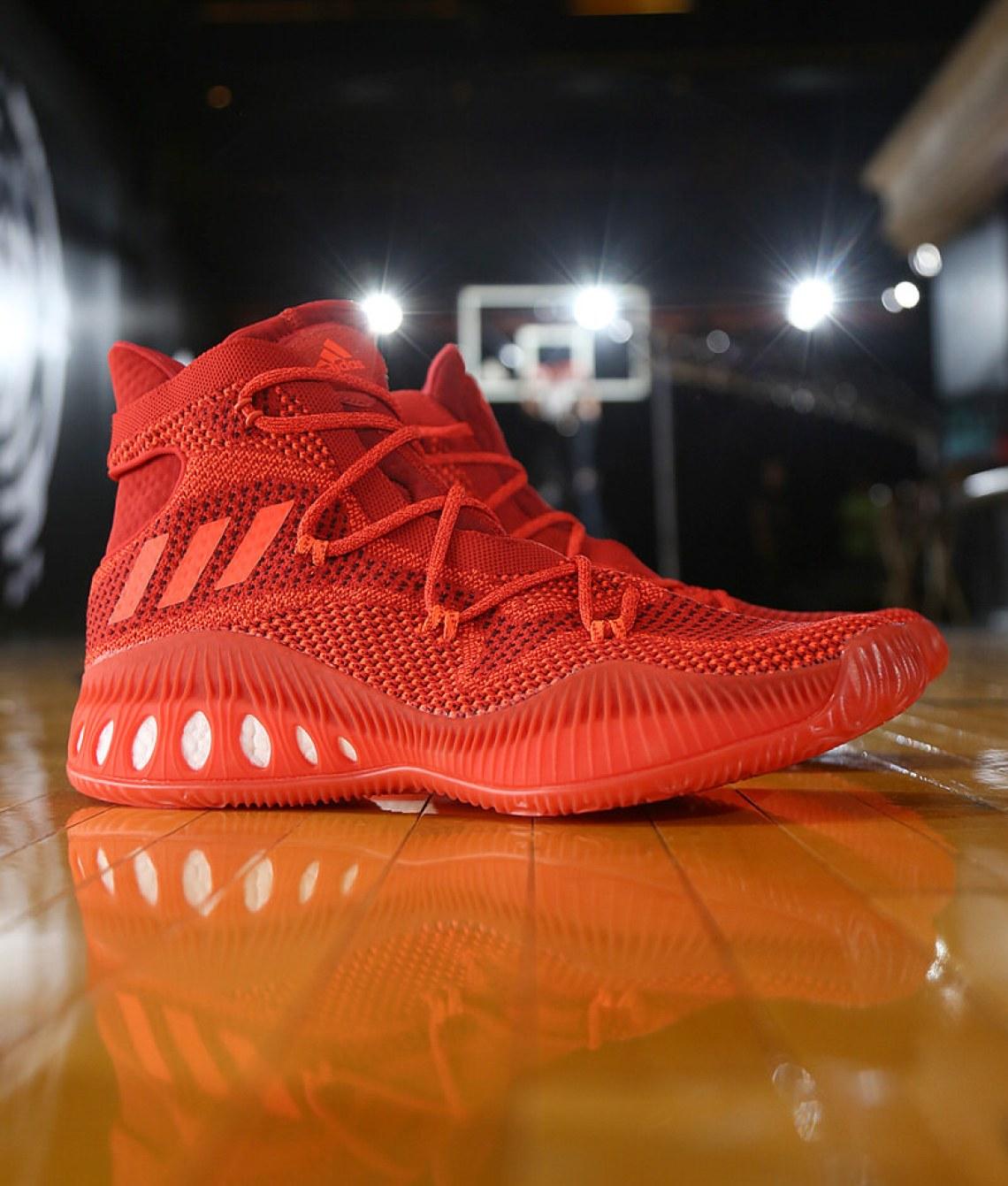 adidas Crazy Explosive Red 1