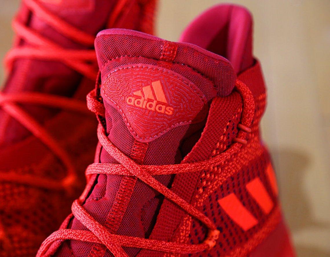 adidas Crazy Explosive Red 2