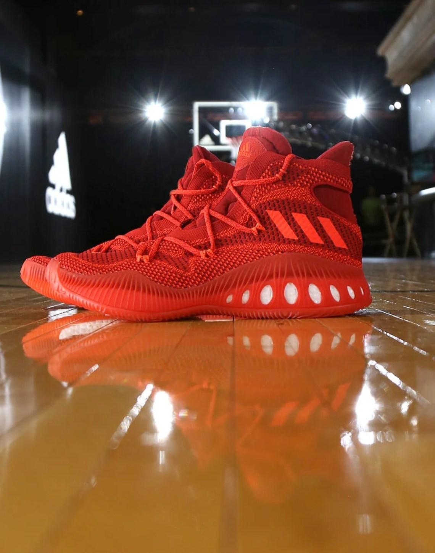 adidas Crazy Explosive Red 8