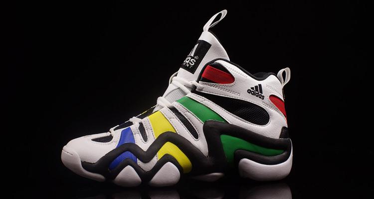 22ffc1e7f2ad adidas Crazy 8