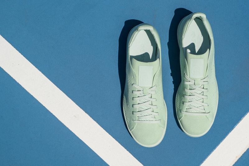 adidas stan smith primeknit vapor green