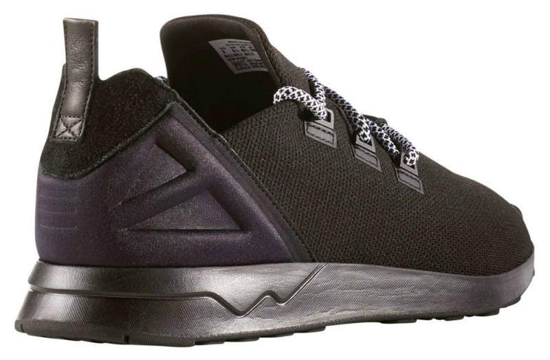 sale retailer 4e0c0 2da8b ... adidas ZX Flux ADV X Black