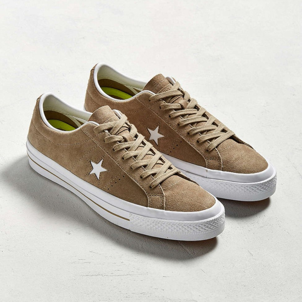 Converse One Star Suede - Tan