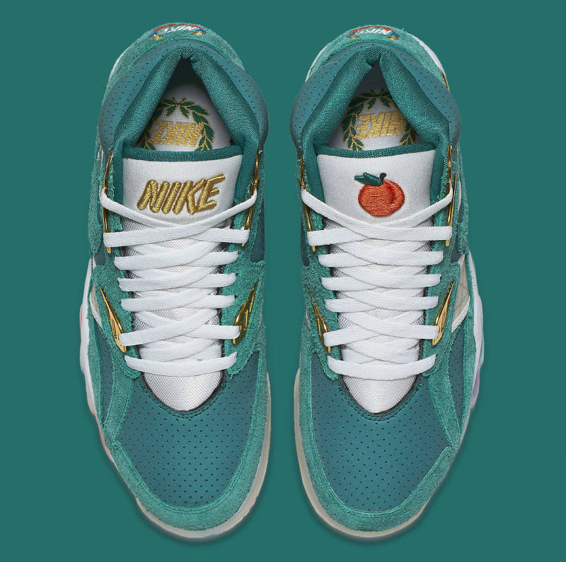 9eb8a61437f This Nike Air Trainer SC High Perfectly Pays Tribute to the 1996 ...