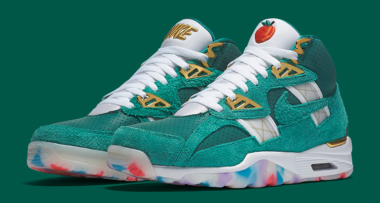 "Nike Air Trainer SC High ""Atlanta Olympics"" Releases Next Week"