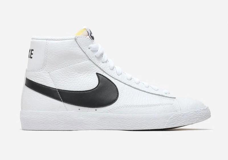 Blazers Blanc Nike
