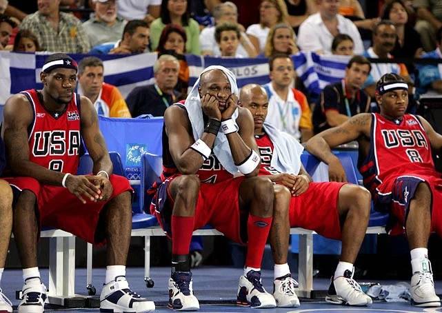 2004 bench struggle