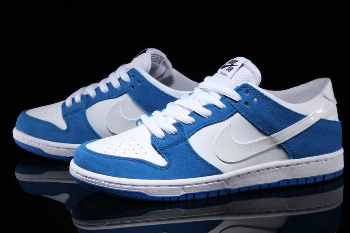 reputable site 2d756 45036 Colorway  Blue Spark White-Black Style    819674-410. Price   95. Nike SB  Dunk Low Pro Ishod Wair