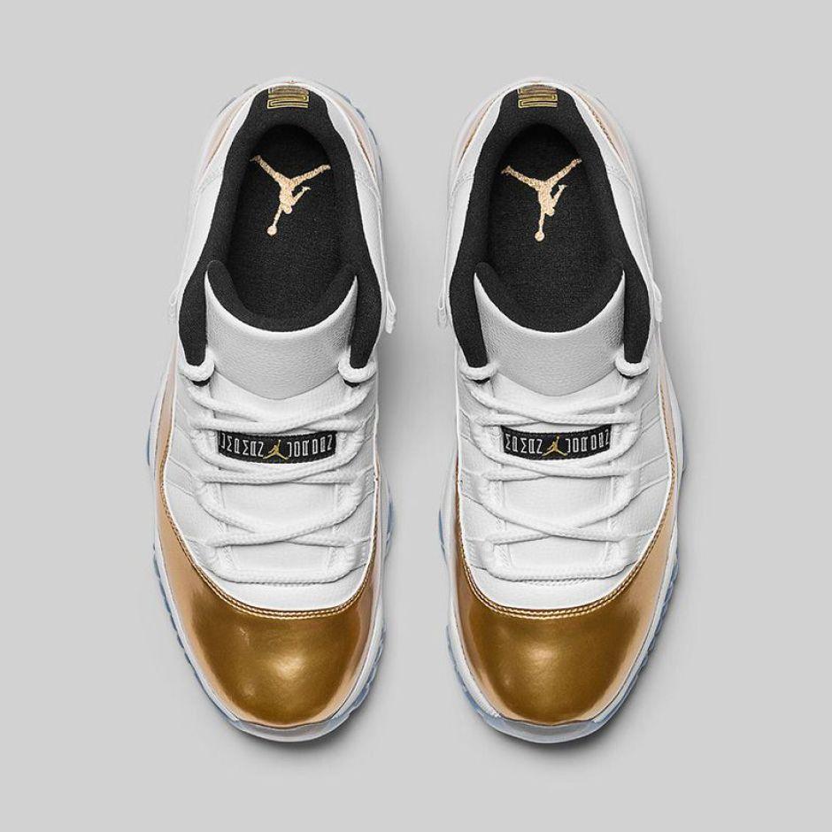 f37a535e46f1b5 Air Jordan 11 Low