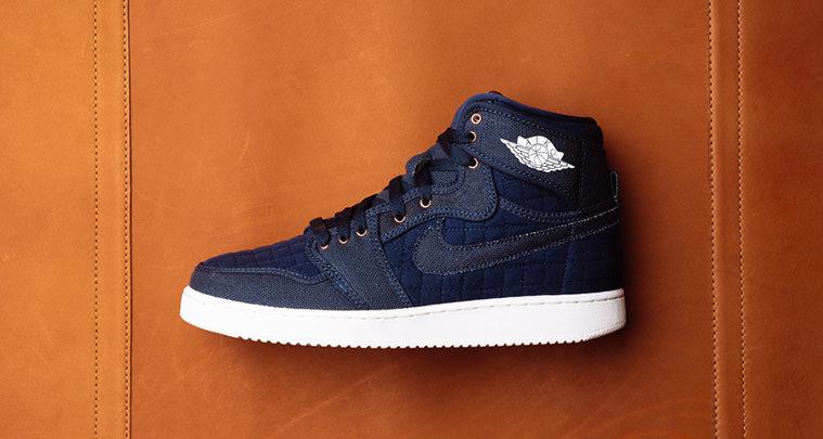 Air Jordan 1 High KO Quilted