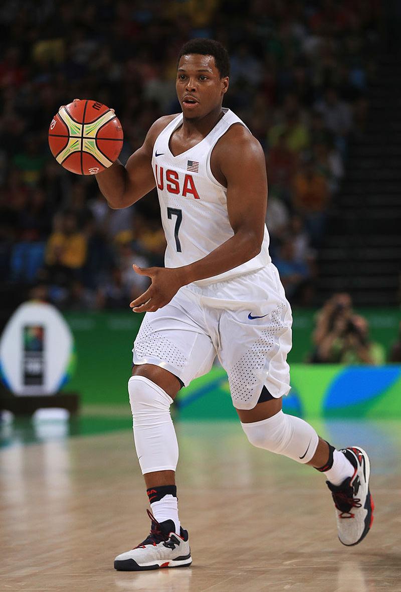 meet d1c11 bebed ... Kyle Lowry USA Olympics adidas Crazylight Boost 2016 6 ...