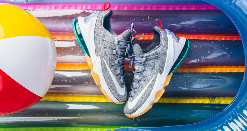 Nike LeBron 13 Low Summer Pack