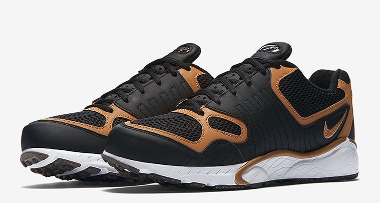 c4ffe03f2b08b This Nike Zoom Talaria Black Brown is Releasing Soon