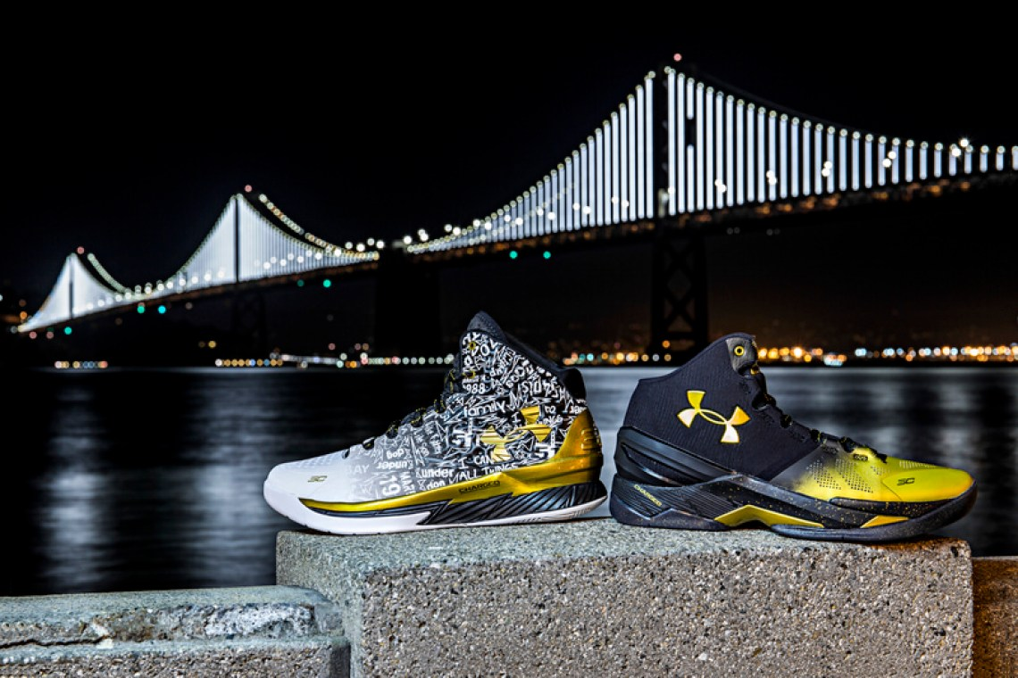 Under Armour Curry Back 2 Back Pack