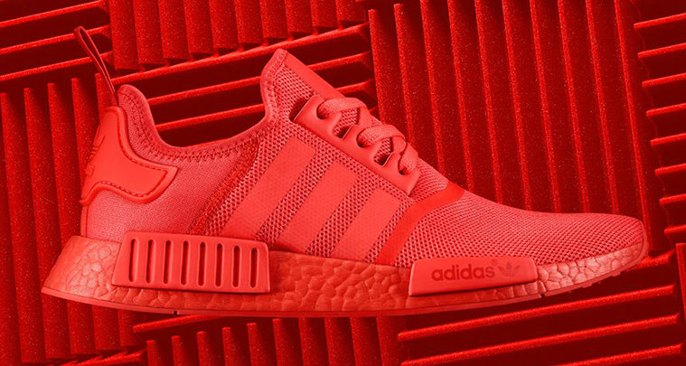 adidas NMD With Colored Boost Land in September | Nice Kicks