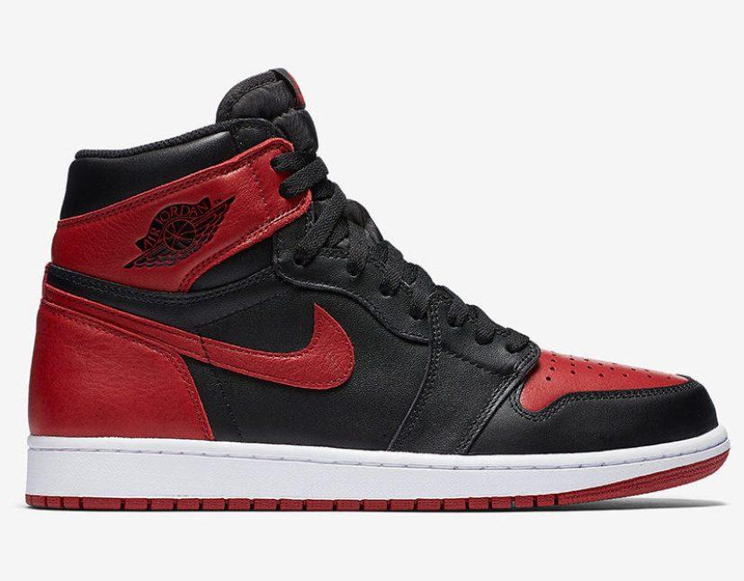 Air Jordan 1 Banned