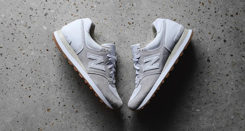 """check out 904cf eff67 END. x New Balance M575 """"Marble White""""    Available Now"""